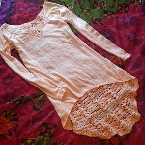 We the Free ( Free People)top size L